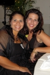 Tracey Miller and Vicki Waldbauer